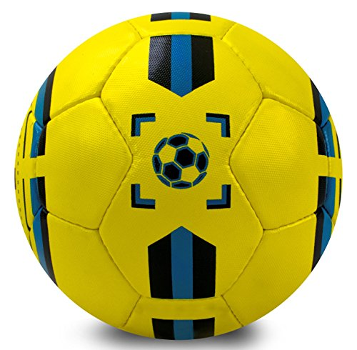 DribbleUp Smart Soccer Ball (Size (Old Time Football Player)