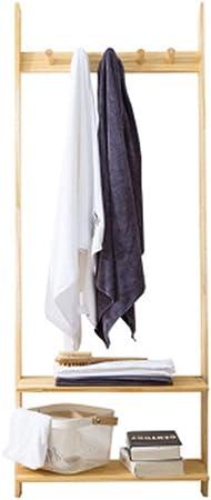 Perchero Escalera Escudo Rack Colgadores de Piso a Pared Acabado de Almacenamiento Rack (Size : 60 * 153cm): Amazon.es: Hogar