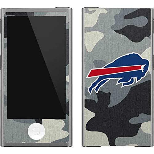 Skinit NFL Buffalo Bills iPod Nano (7th Gen&2012) Skin - Buffalo Bills Camo Design - Ultra Thin, Lightweight Vinyl Decal Protection