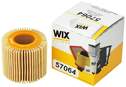WIX Filters - 57064 Cartridge Lube Metal Free, Pack of 1 (2013 Oil Toyota Filter Prius)
