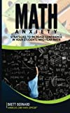 img - for Math Anxiety: Strategies to Increase Confidence in Your Students Who Fear Math book / textbook / text book