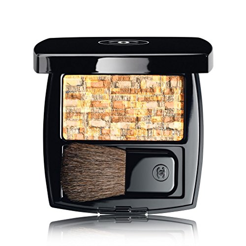 CHANEL LES TISSAGES DE CHANEL BLUSH DUO TWEED EFFECT # 20 - TWEED CORAIL by CHANEL (Image #1)