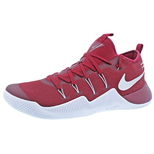 Nike TB Metallic Basketball 28 EU White Silver de Homme Team Blanc Hypershift Sport Red Chaussures 5 rSAO5xrng