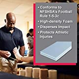 padding cast - Cramer High & Low Density Foam, Custom Padding for Cast Covers, Building Insoles, Orthotics, Hip Pointer Protection, Thigh & Shin Bruises for Floor Injuries, Pads for Falling & Diving, Assorted Sizes