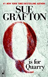 Q Is For Quarry (Kinsey Millhone Mystery Book 17)