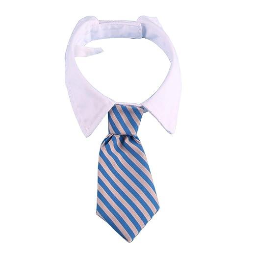 FENGHU Pet Bow Tie Tie Estampado de Dibujos Animados Corbata ...