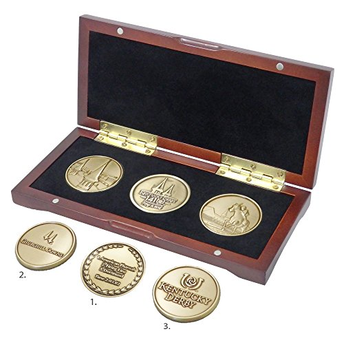 Limited Edition 3 coin Set KCN15KDCDB IMC-Retail ()
