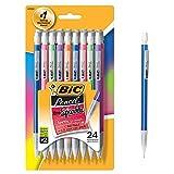 BIC Xtra-Sparkle Mechanical Pencil DJ2ZPL, Medium Point (0.7 mm), 96-Count