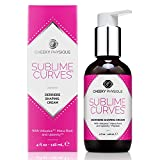 Sublime Curves Derriere Shaping Cream - Butt Lifting & Firming Formula with Voluplus + Maca Root + Uplevity Peptide - 4 oz.