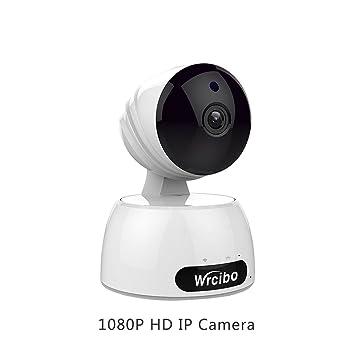WiFi Cámara Seguridad IP Cámara 1080P, Wrcibo Cámaras de ...