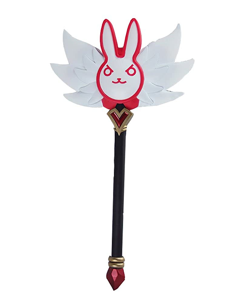 Cosplaybala Dva Cosplay Prop OW Bunny Magic Canes Costume Accessories Canes)