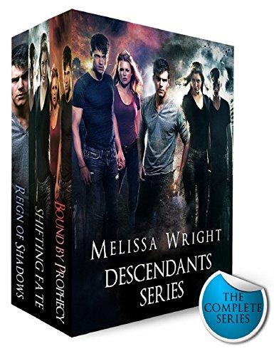 Descendants Series: Box Set cover