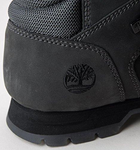 Timberland Mens Euro Sprint Hiker Winter Boot Jet Black
