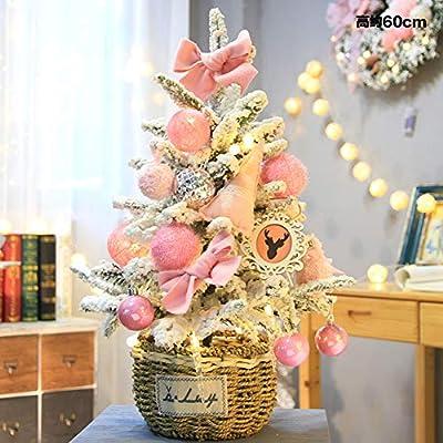 KELE Mini Mesa Arbol de Navidad, Creaciones Inteligentes Decorado ...