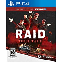 RAID: World War II - PlayStation 4 - PlayStation 4