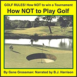 Golf Rules Audiobook