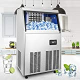 VEVOR 110V Commercial Ice Maker 150 LBS in 24 Hrs