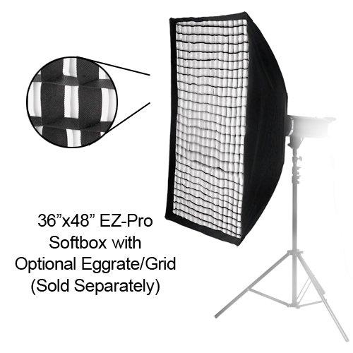 Fotodiox EZ-Pro ソフトボックス 32 × 48インチ シート付 Canonフラッシュスピードライト 600EX-RT 580EX 580EX II 430EX等に 32x48\  B005ODL0Q6