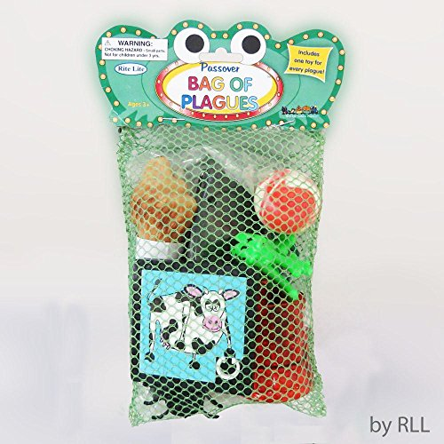 Factory Card and Party Outlet Passover Bag of Plagues ()