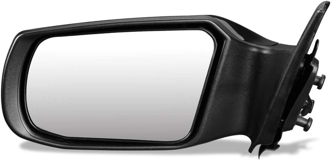 DNA Motoring OEM-MR-NI1320186 Factory Style Powered Left Side Door Mirror