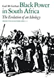 img - for Black Power in South Africa: The Evolution of an Ideology (Perspectives on Southern Africa) book / textbook / text book