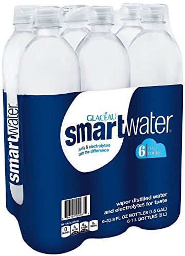 Glaceau Smartwater Vapor Distilled Water - Magnesium Bicarbonate Shopping Results