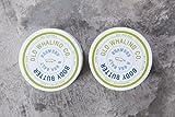 TWO Seaweed + Sea Salt Body Butter || handmade lotion / shea butter / aloe vera / paraben and mineral oil free / moisturizing / best seller