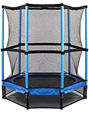 Hedstrom Trampoline with Safety Enclosure, 4.6 FT - 1.4 M