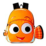 Disney Toddler Preschool Backpack 10 inch Mini Backpack (Finding Nemo)