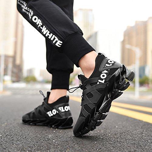 sports nbsp;Winter casual bottom nbsp; men's wild blade GUNAINDMX shoes Black qnA5xwY