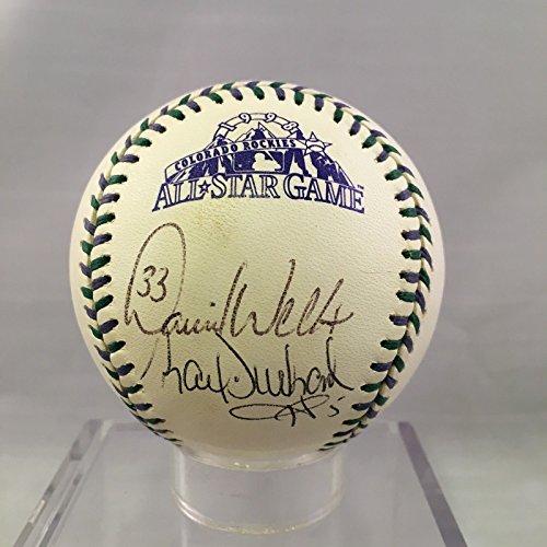 1998 All Star Game Baseball - 3