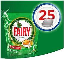 Fairy Cápsulas para lavavajillas, 25 Cápsulas: Amazon.es: Belleza
