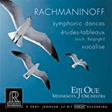 Symphonic Dances/Vocalise/Etud