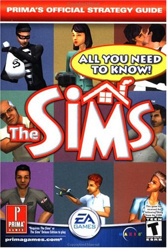 The Sims: Prima's Official Strategy Guide / Mark Cohen