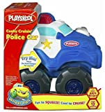 Playskool Cushy Cruisin Police Car