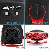 Car Heater, Portable Auto Electronic Heater Fan