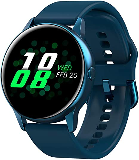 DSMART S3 Fitness Smart Watch for Ladies Girls Activity Tracker Watch with 9 Sports Modes All-Day Heart Rate Blood Pressure SpO2 Monitor, IP68 ...