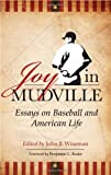 img - for Joy in Mudville: Essays on Baseball and American Life book / textbook / text book
