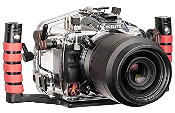 Ikelite 6842.65 carcasa submarina para cámara: Amazon.es ...