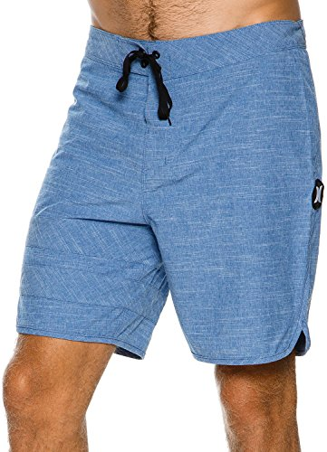 - Hurley  Men's Phantom Block Party Slub 18
