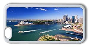 Durable iPhone 6 Case Cover, Sydney Australia TPU Case for iPhone 6 4.7inch White by ruishername
