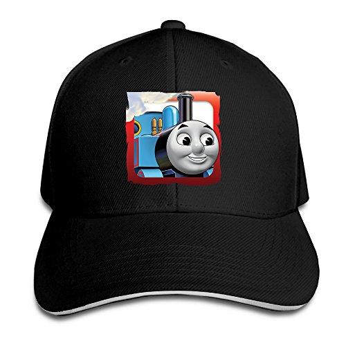 MARC Custom Thomas And His Friends Are 3 Unisex Baseball Caps Hat Black
