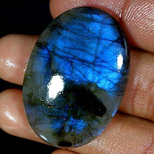 Natural Multi Flash labradorita Cabujón Piedra Preciosa Suelta múltiples para joyas H51c