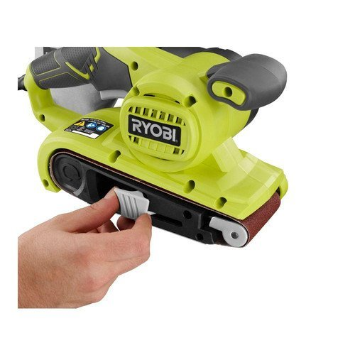 Ryobi ZRBE319 6 Amp 3 in. x 18 in. Belt Sander Renewed