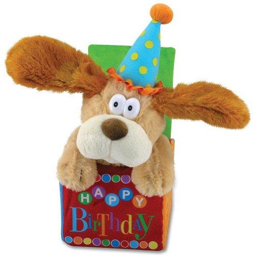 Flappy Birthday Animated Plush Singing