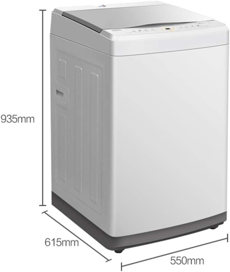 セルフクリーニングプログラム8 8レベルから9キロ自動洗濯機プログラミング模造ハンドスクラブ、シリーズ:6kgの爆発モデル (Color : 6kg)