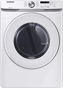 SAMSUNG 7.5 Cu. Ft. White Electric Dryer