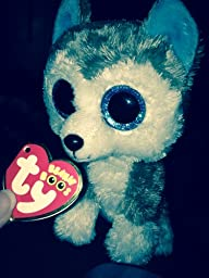 Amazon.com: TY Beanie Boos - Slush - Husky: Toys & Games