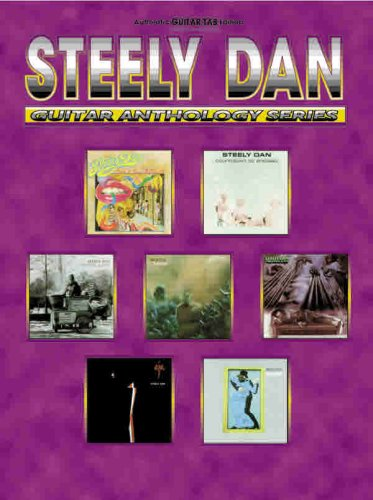 Steely Dan: Guitar Anthology