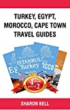 Book Bundle Package : Miss Passport Travel Guides Presents: Turkey + Egypt + Morocco +Cape Town Travel Guides (Bull City Publishing Book Bundles 33)